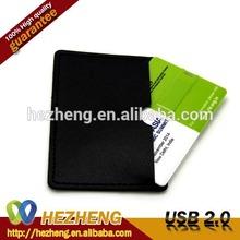 Custom Business Card USB Flash Pen Drive 8GB