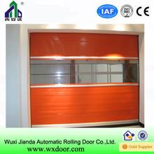 High density fabric PVC high speed roll up door  High speed roll-up door