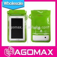 Wholesale high quality multifunction smartphone waterproof bag