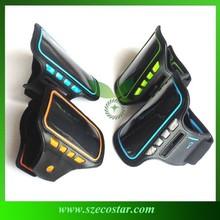 Flashing LED Sport Armbands Wholesale LED Sport Armband