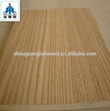 Natural Ash Plywood/Ash Veneer Plywood/Ash Faced Plywood