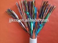 UTP 24 Gauge Solid Copper Multicore Cat3 100 Pairs Telephone Cable