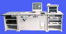 Language Laboratory Teacher Table/Bench, School Laboratory Furniture