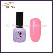 2015 hot sale 10 colors professional honeygirl gel polish