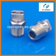 CC flat fan nozzle