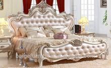 quarto de dormir roupeiro móveis cama de casal madeira com gavetas