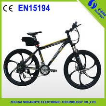 "2015 factory new 26"" 36V folding mountain electric dirt bike"