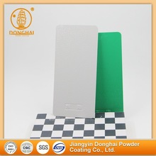 High quality wrinkle solid decorating coated powder paint