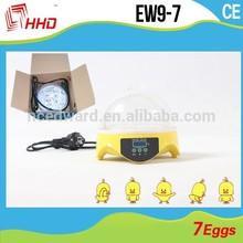 New Condition and Chicken,Reptile,Bird,Emu,Ostrich,Turkey,Goose,Duck,quail .snack Usage 7 mini egg incubator