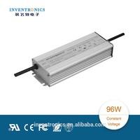 IP67 LED street light use constant Voltage output 36V 96W Inventronics LED Driver
