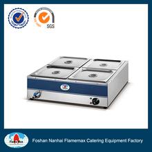 HB-4V electric bain marie food warmer