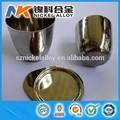 Clase A fabrica platino crisoles