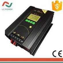 Negative Grounding MPPT Solar Street Light Controller 30A 40A