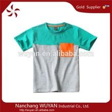 wholesale fashionable 100% cotton children's t-shirts