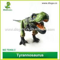 Item No. TS968 - Hand puppet pvc dinosaur model toy