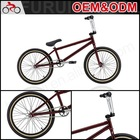 OEM offered 20 inch steel bmx carbon racing bike