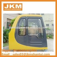 excavator EC210B cabin, excavator driving cab