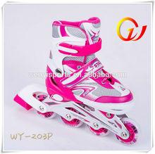 detachable on road adjustable roller skates