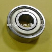 reds swiss bones deep groove ball bearing skate bearings 608