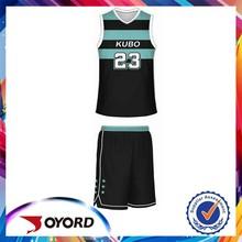 spandex polyester fitness custom best basketball jersey design