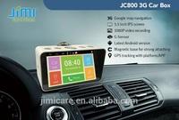 JIMI Factory Android GPS Navigation GPS Tracker 3G WIFI network HD1080P DVR Car PC Box video camera digital