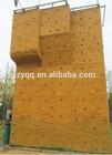 2015 Extreme sports rock climbing wall