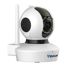 New Product Indoor Home Security System Megapixel p2p Wireless Pan Tilt IP Camera