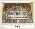 decroration tapete feito à mão famouse projeto de pintura de seda do tapete