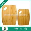 De bambú tabla de cortar, Verduras tabla de cortar, De bambú de tablas de cortar