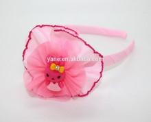 big flower headbands, big flower headbands for babies