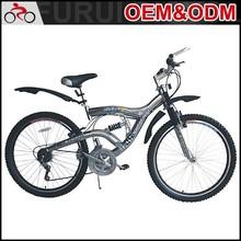 "OEM / ODM 26"" Tyre 18 Speed Gears racing transport bike"
