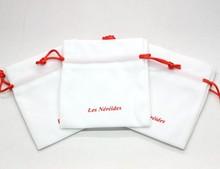 Promotion Custom Velvet Bag For Gift