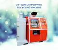 preço de fábrica tamanho pequeno cabo de cobre da máquina de reciclagem