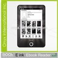 Venta al por mayor de alibaba e-tinta panel de la pantalla ebook como españa de la biblia