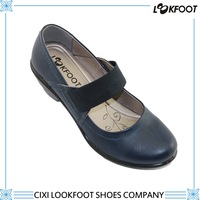 Top quality soft outsole pu high heel for old lady pu upper shoes