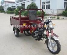 open body type cargo three wheel motorcycle