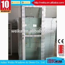 China new design popular main door designs and window
