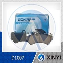 brake pad-D1007