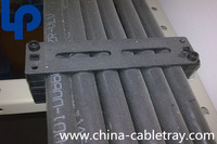 steel cable fixer internal date center wire management system cable tray fixer cable holder