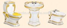 bathroom design sanitary ware one piece wc toilet