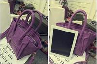 Ladies nice high quality genuine leather handbags, shoulder bags hot sale