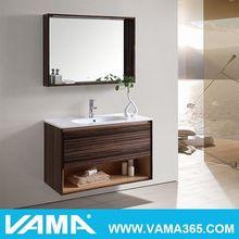 VAMA Wall Mounted Wooden Commercial Bathroom Vanity Units