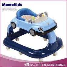 2015 George prince running car shape rolling baby walker wholesale