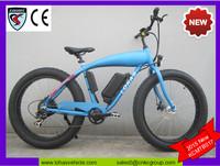 2014 fat bikes with bafang 8fun motor oscar bike (KCMTB017)