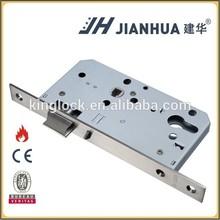 CE Certification Stainless Steel Mortise Night Latch Door Lock