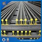 material 55Q/Q235 mining light steel rail