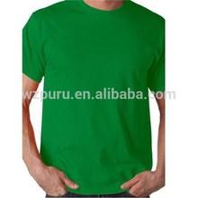 Custom Fitted Classic blank t-shirt men