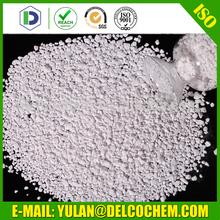 bulk calcium chloride dihydrate 77% white flakes food grade