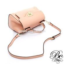 teen girl shoulder bag buckle stud metal satchel bag