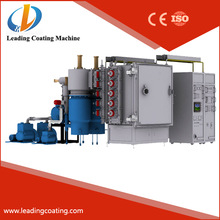 cell phone cover vacuum Multiple Arc Coating Machine, titanium nitride coating equipment for cell phone shell coating